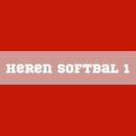 Teampagina Heren Softbal 1
