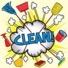 Clean!!